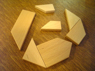 WOODY STYLE LUCKY PUZZLE